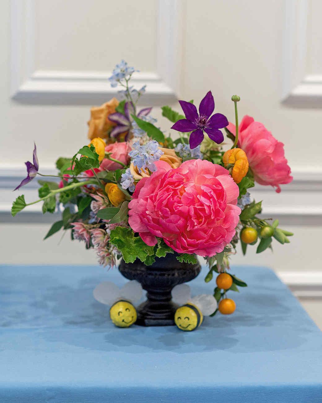 mangiolino floral arrangement