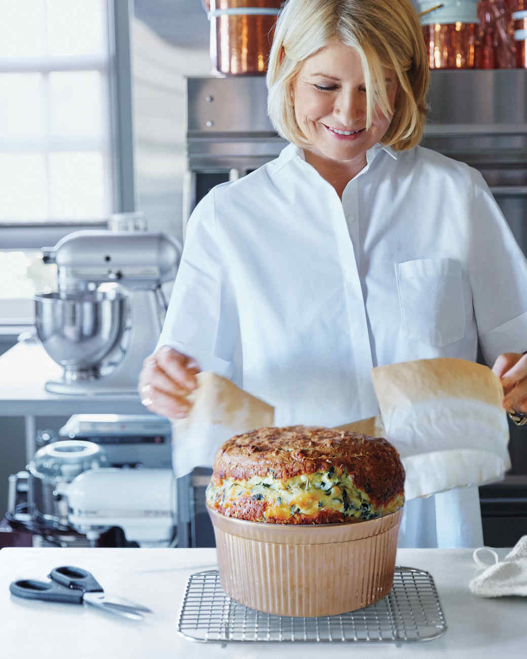 Souffles: Reaching New Heights with Martha