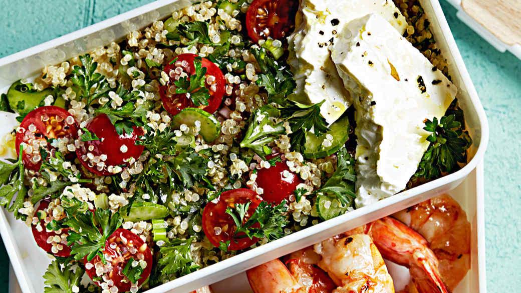 Parsley Whole Grain Salad