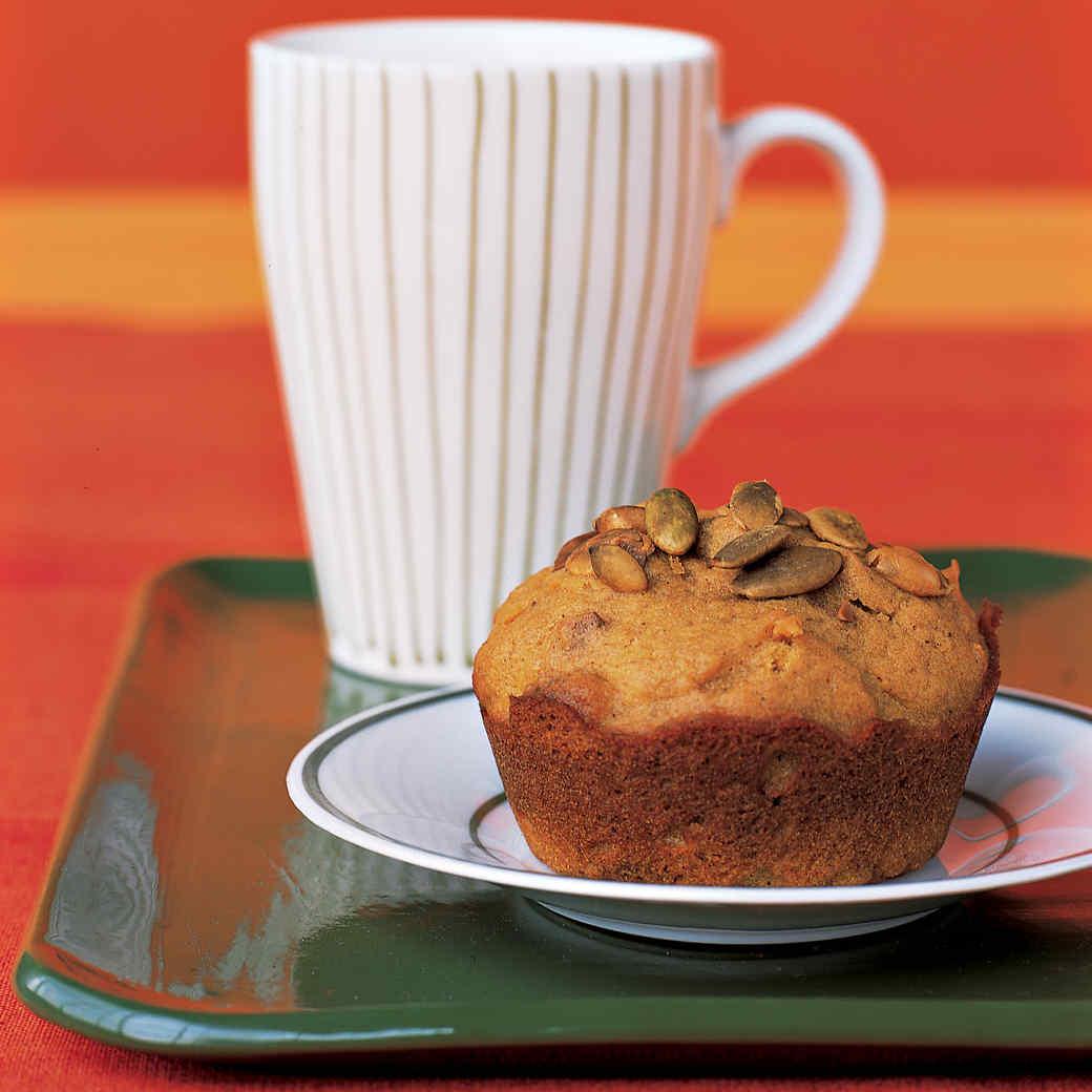 Pumpkin-Seed Muffins