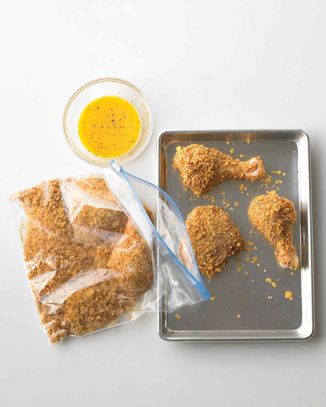 Quick Crispy Chicken
