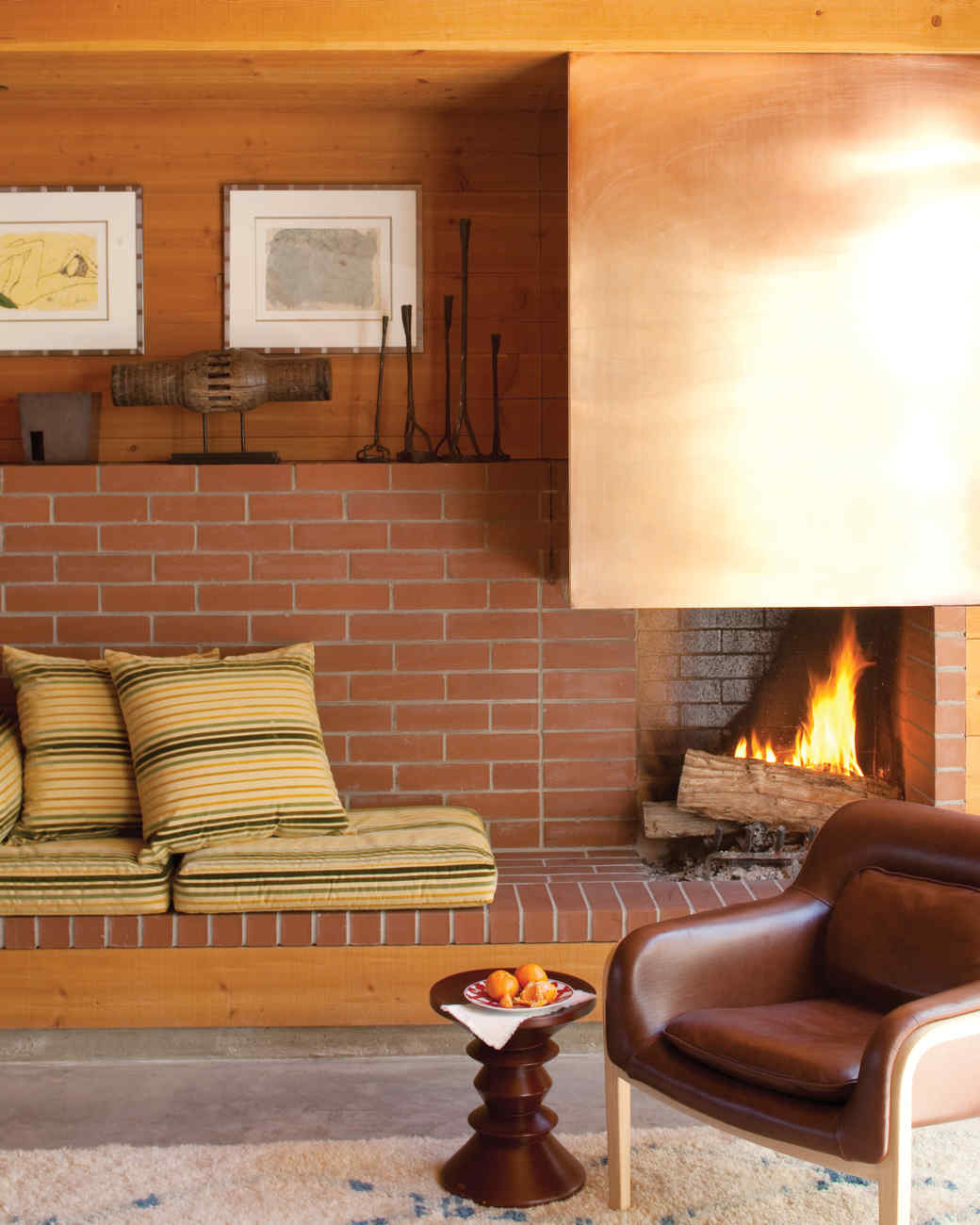 Hearth Designs: Straight From The Hearth: Beautiful Fireplace Surround