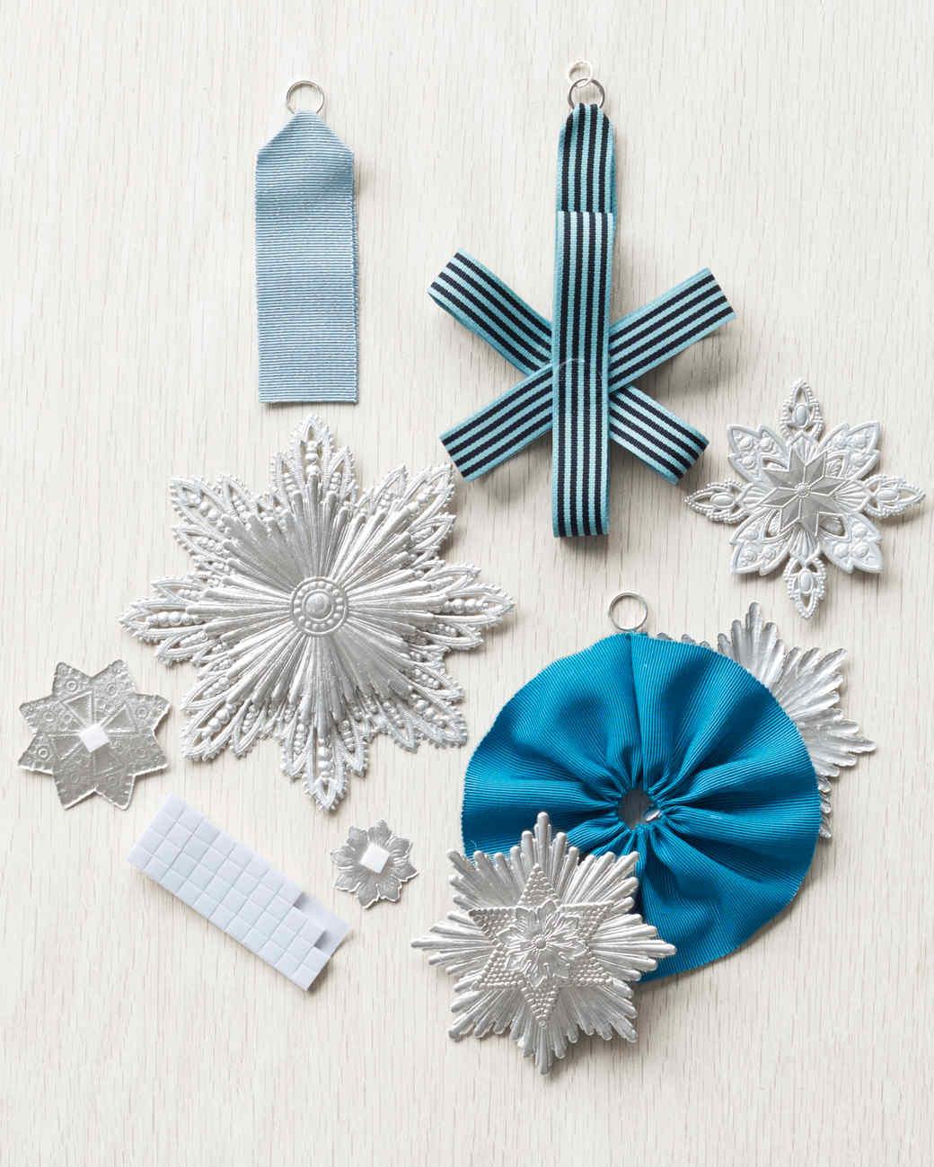 10 Oz Silver Snowflake