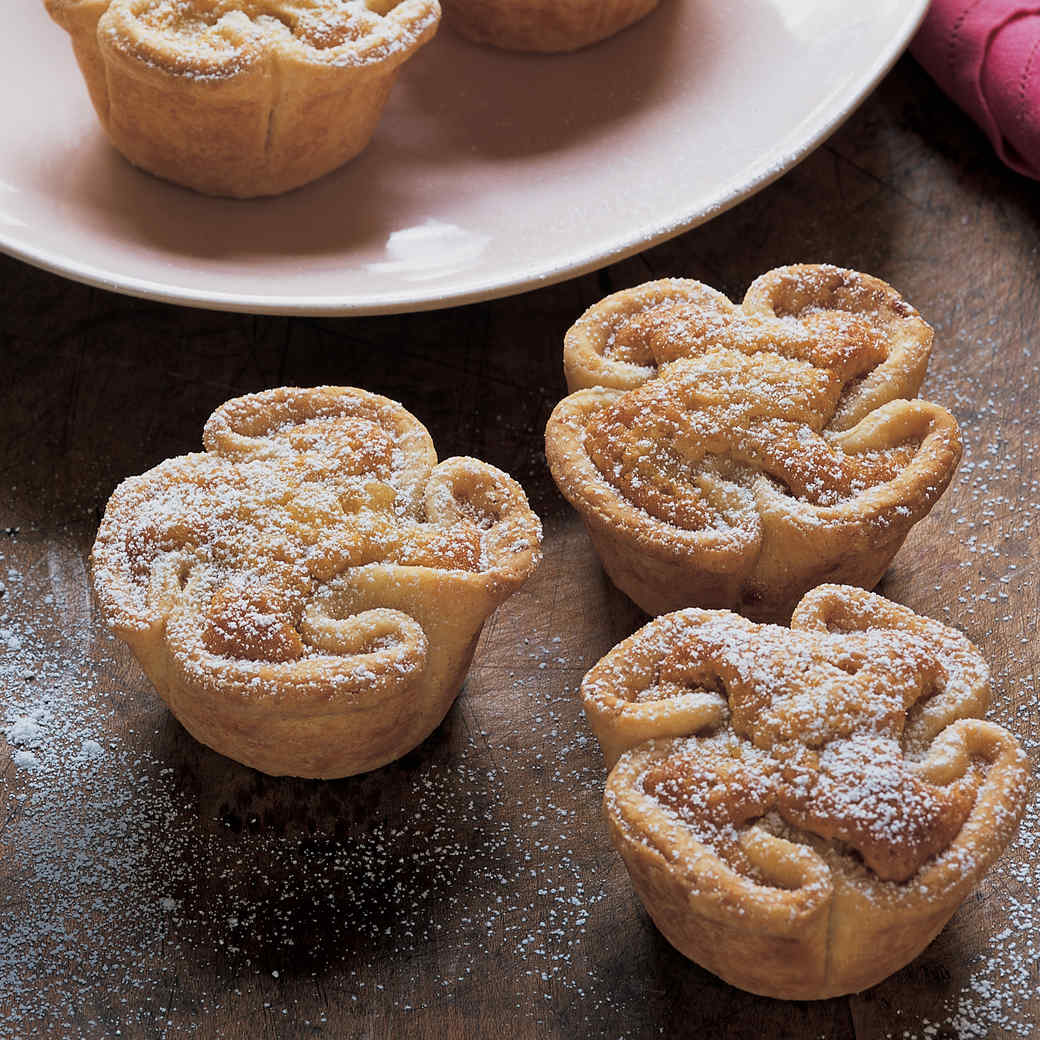 Ginger-Pear Hand Pies