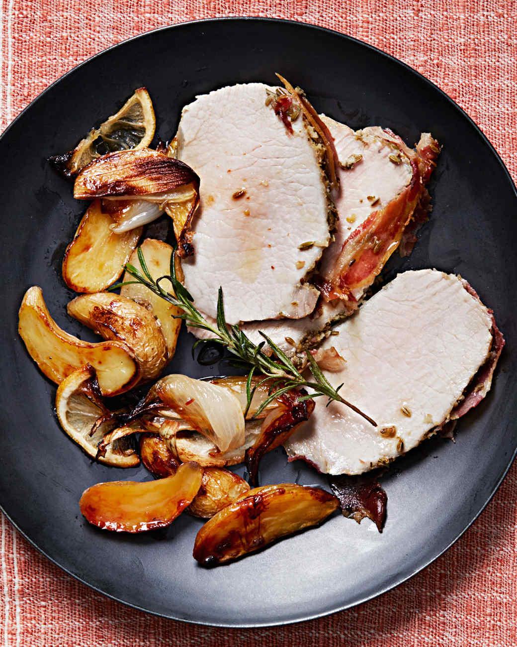 Porchetta-Style Roast Pork