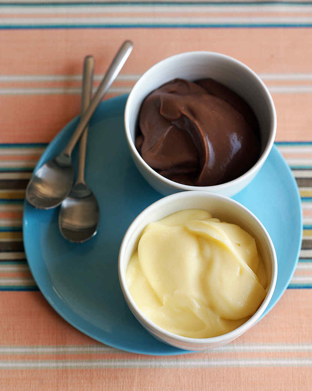 or Chocolate Pudding