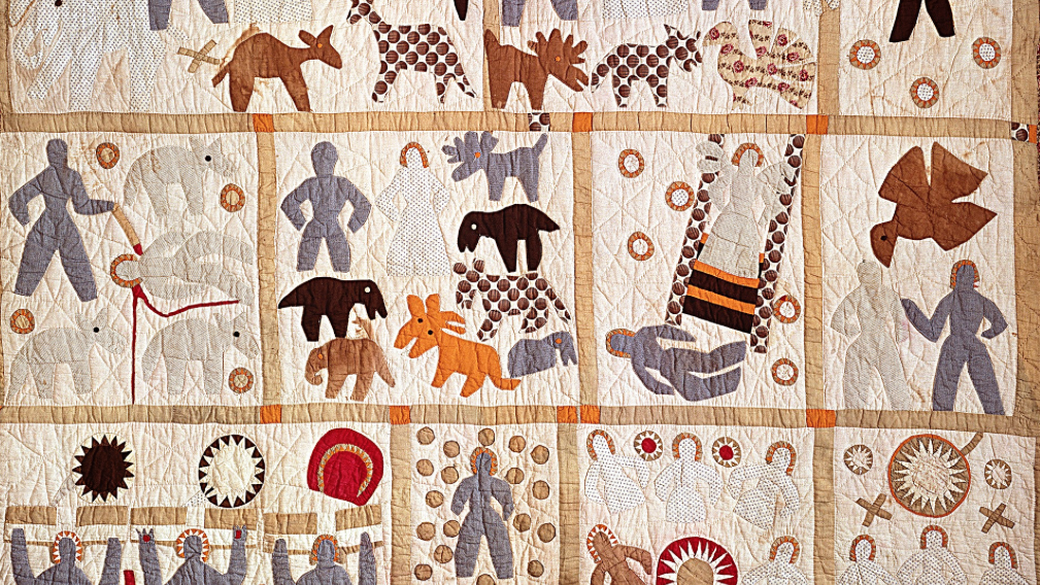 Harriet Powers quilt