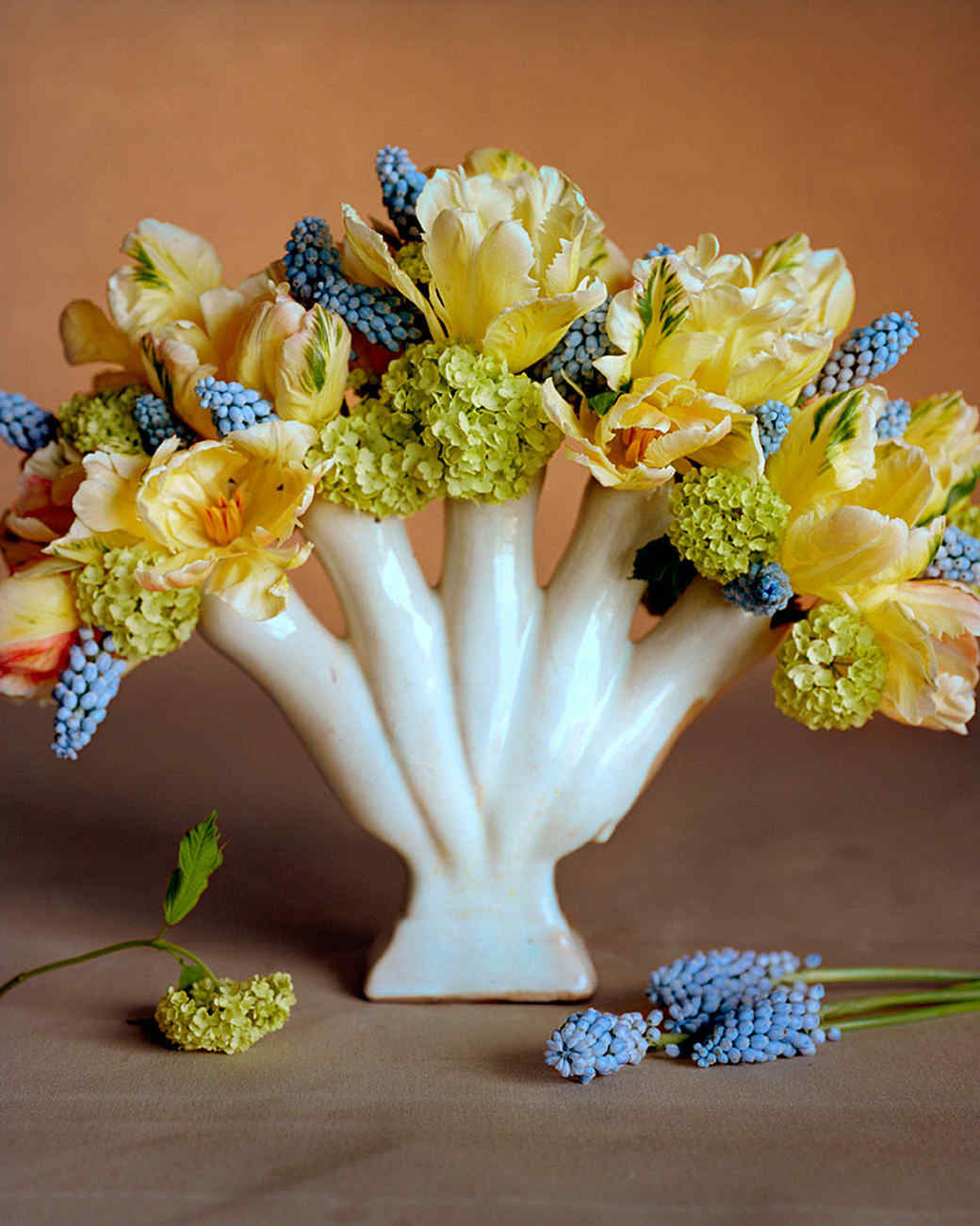 Yellow Flower Arrangements Martha Stewart