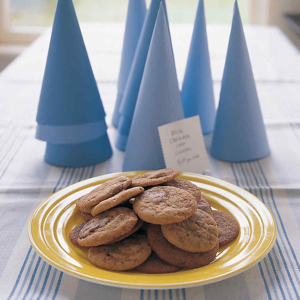 Milk-Chocolate Chunk Cookies
