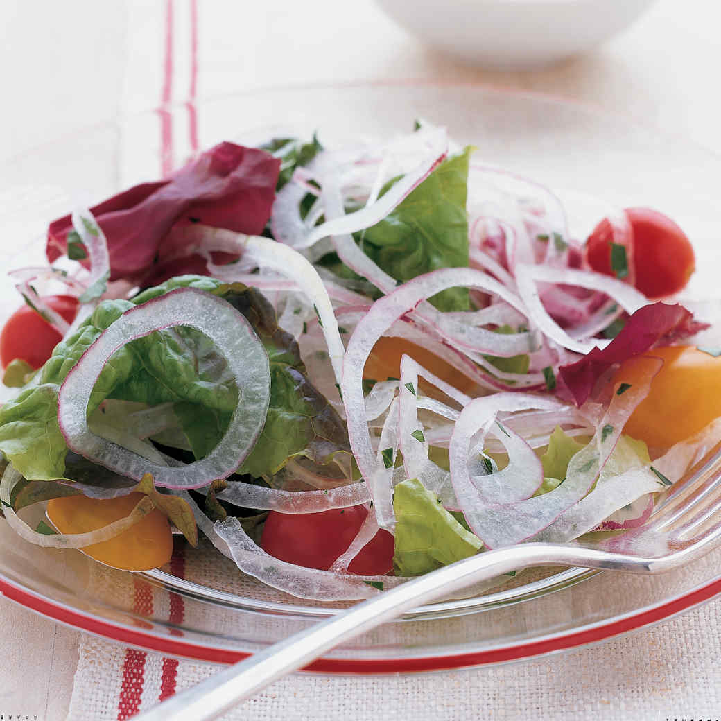 Sweet Onion Salad