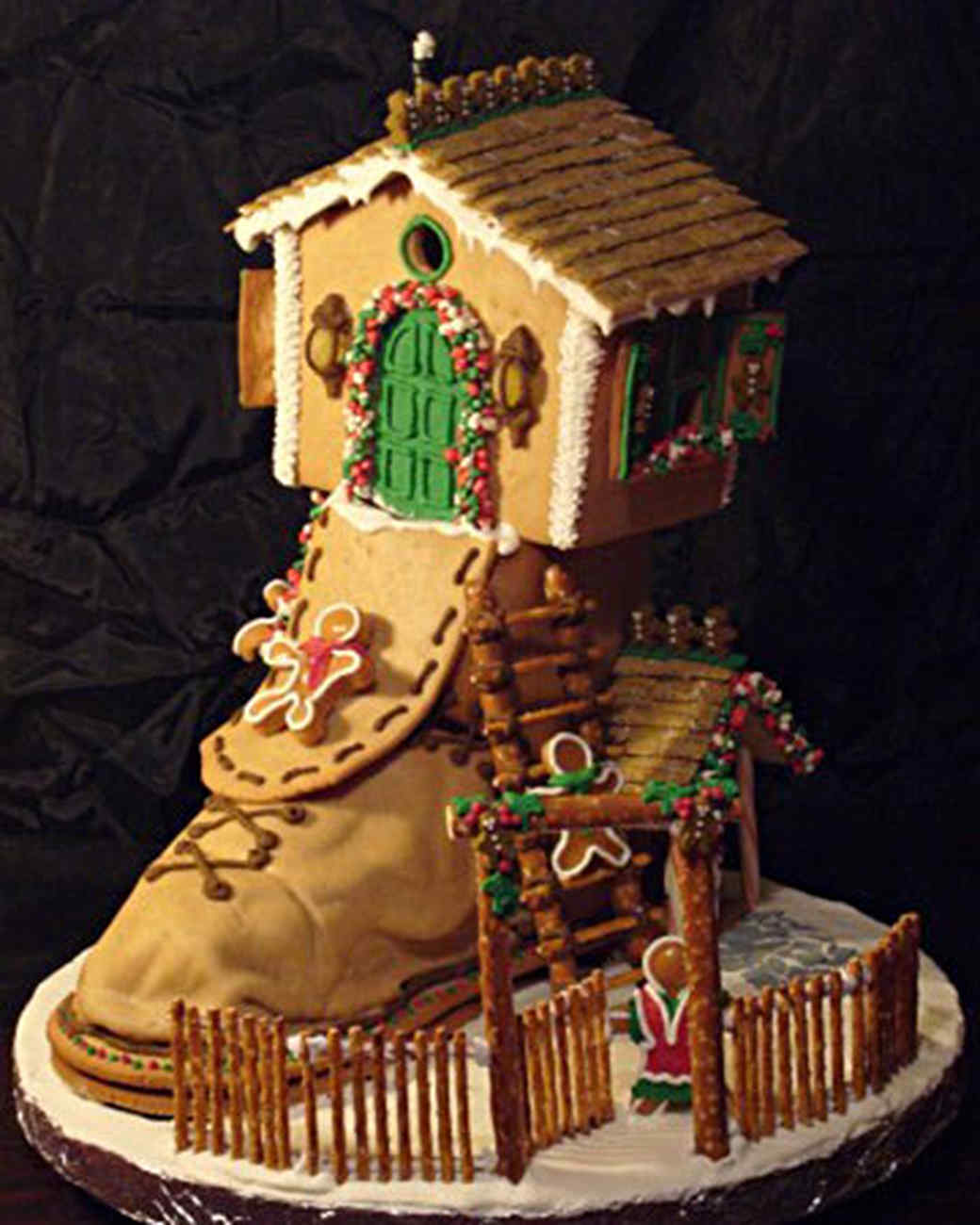 Gingerbread House Designs