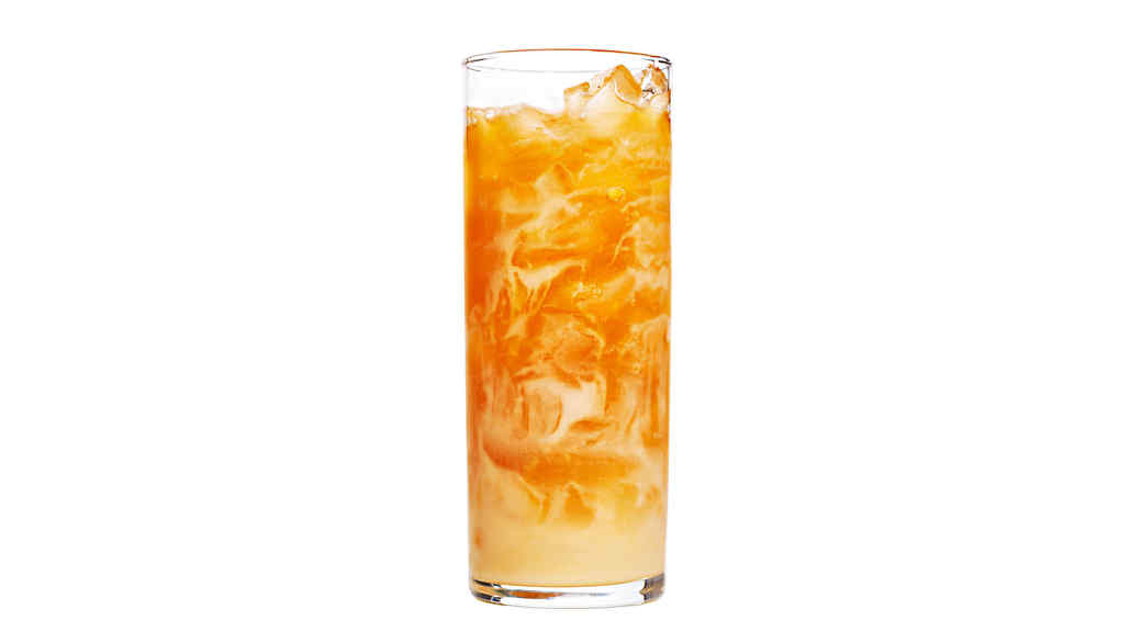 vegan coconut thai iced tea
