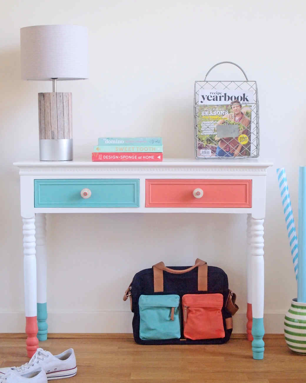 customize your furniture - How To Add Color To A Room