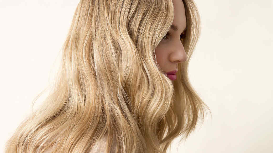 blonde hair preserve and protect