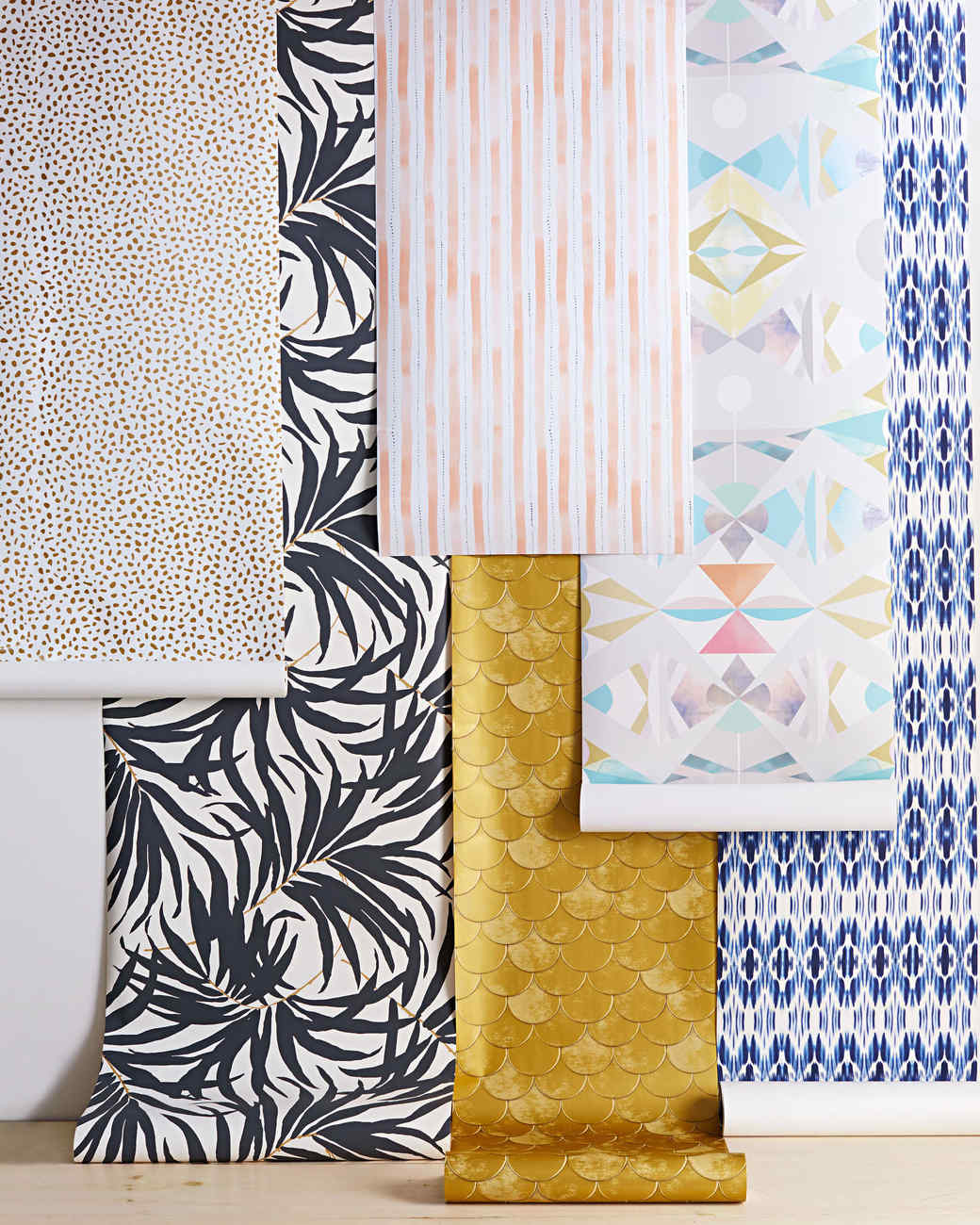 peel off wallpaper samples