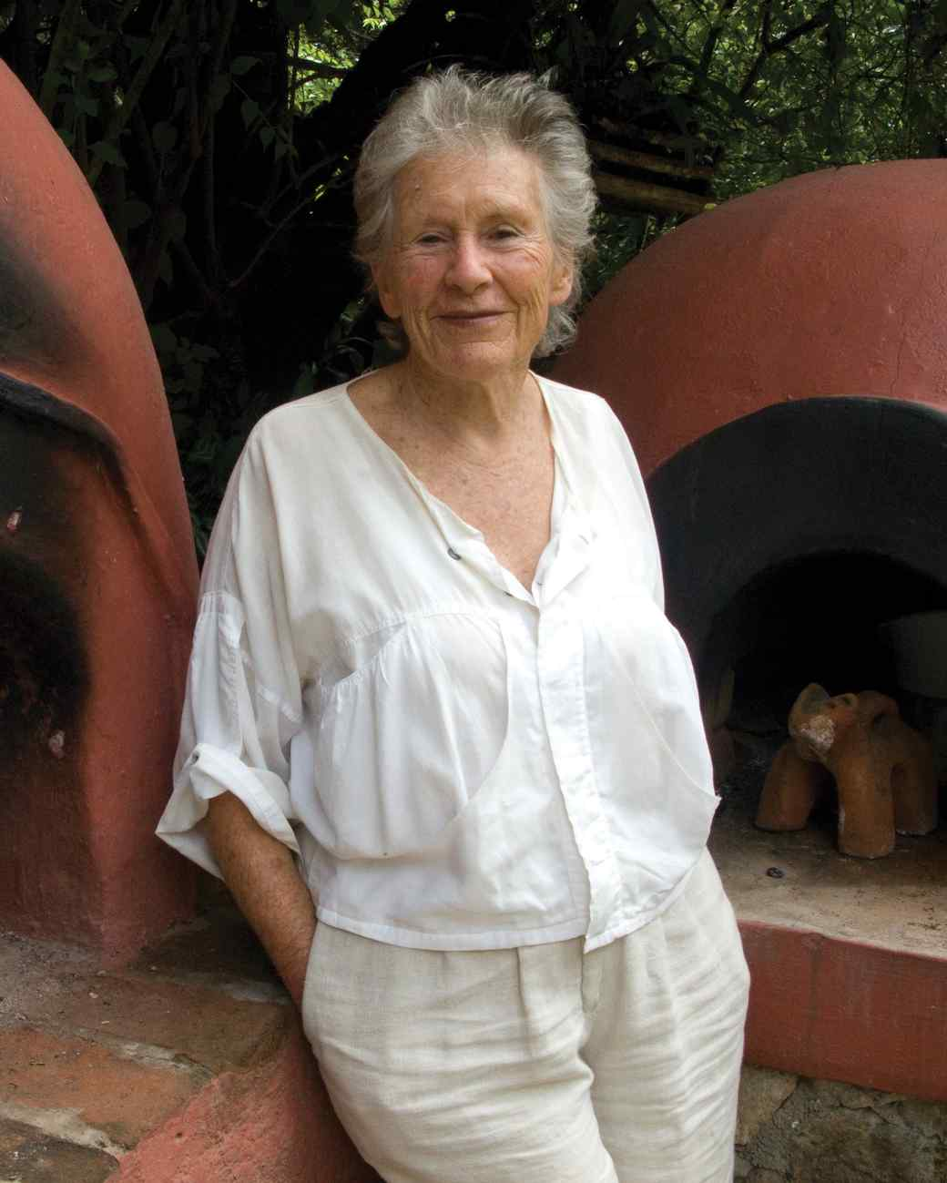Photo of Diana Kennedy