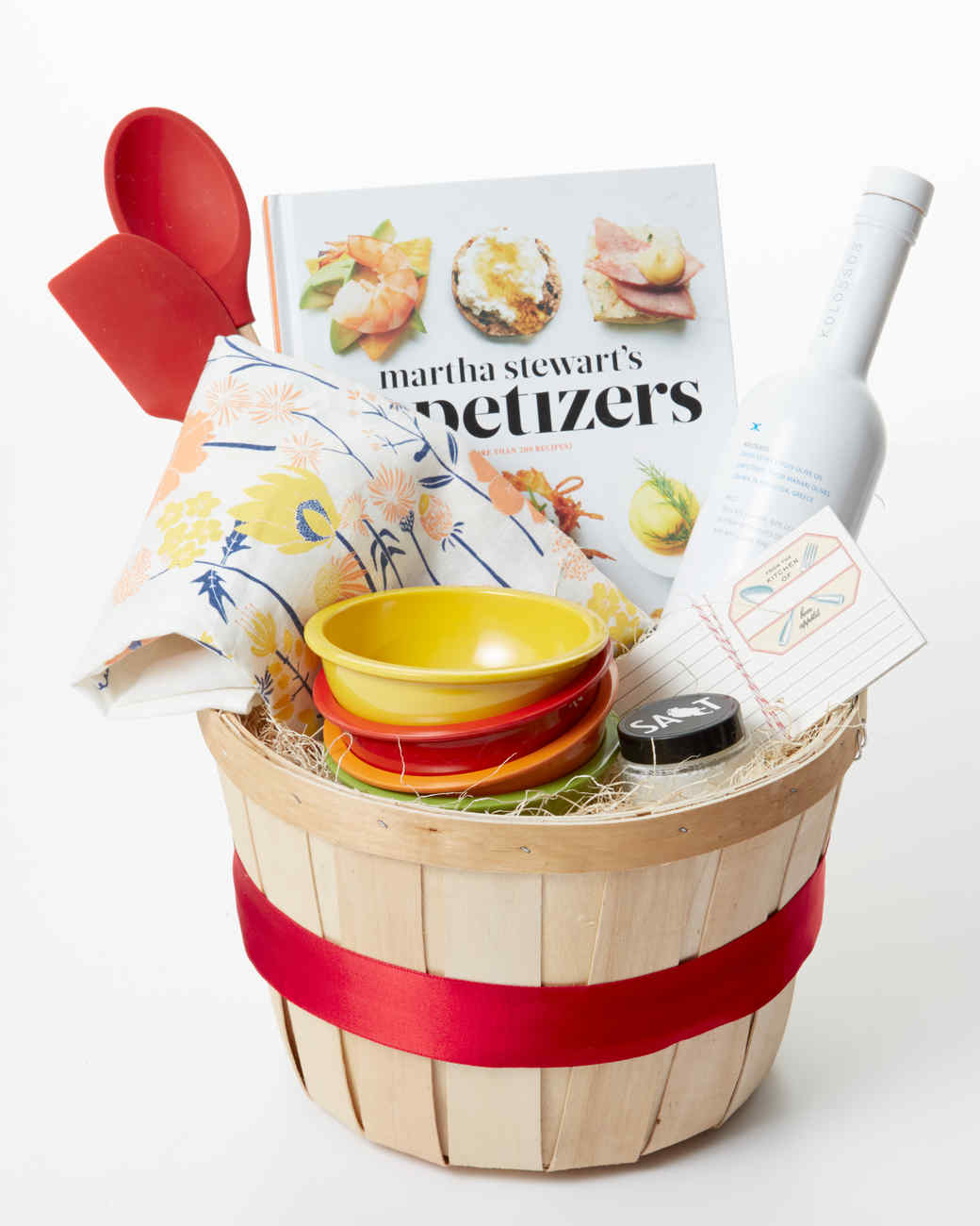 Easter basket gift ideas for adults my web value 31 awesome easter basket ideas martha stewart negle Gallery