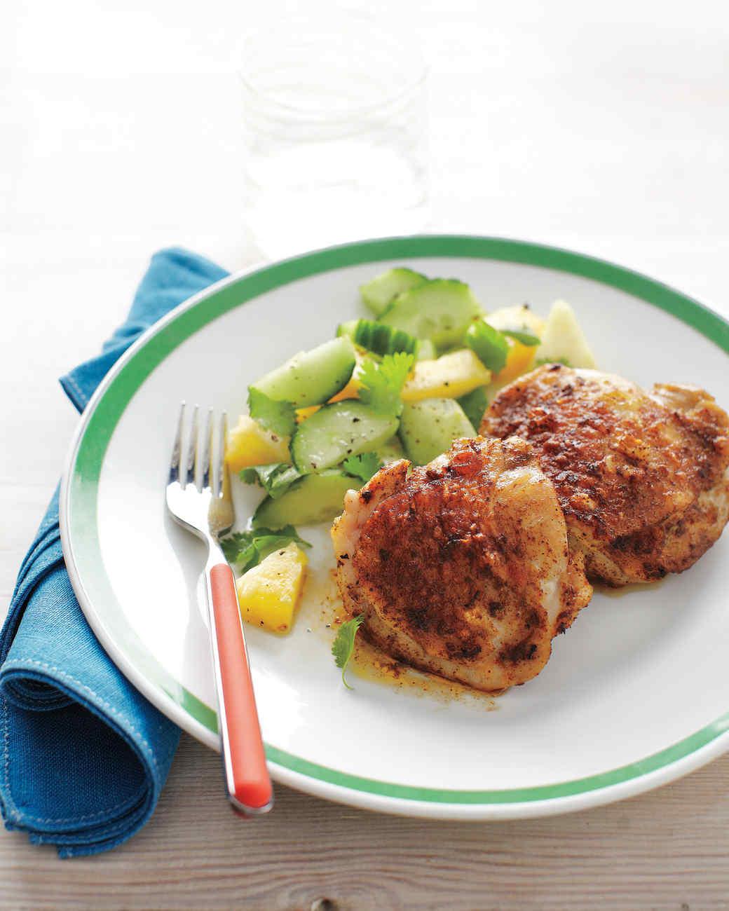Dinner recipe chicken thigh