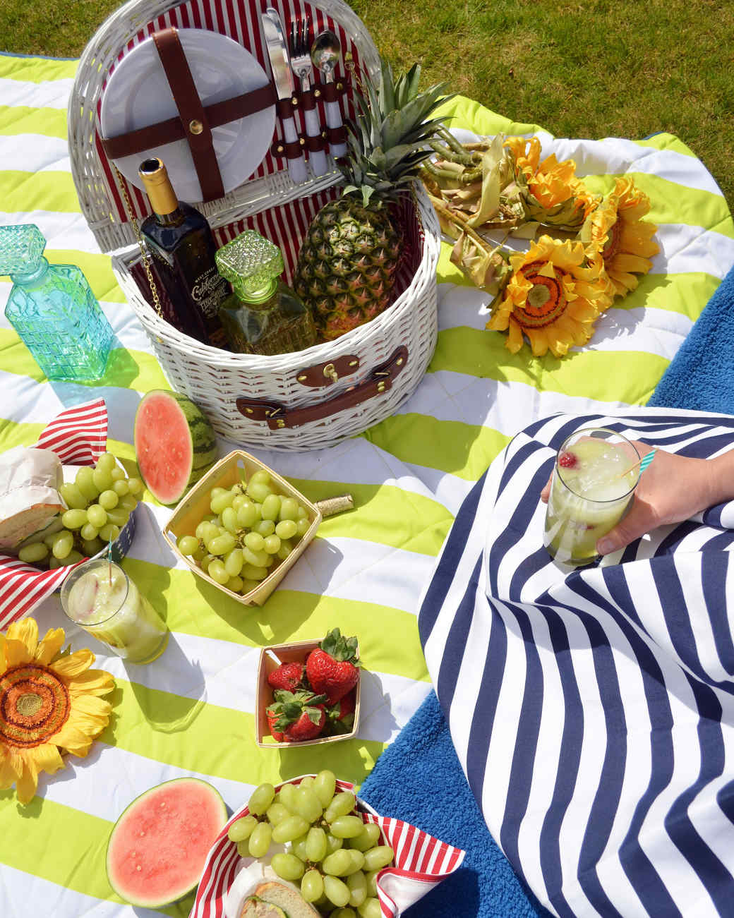 How to Fake a Fabulous Picnic