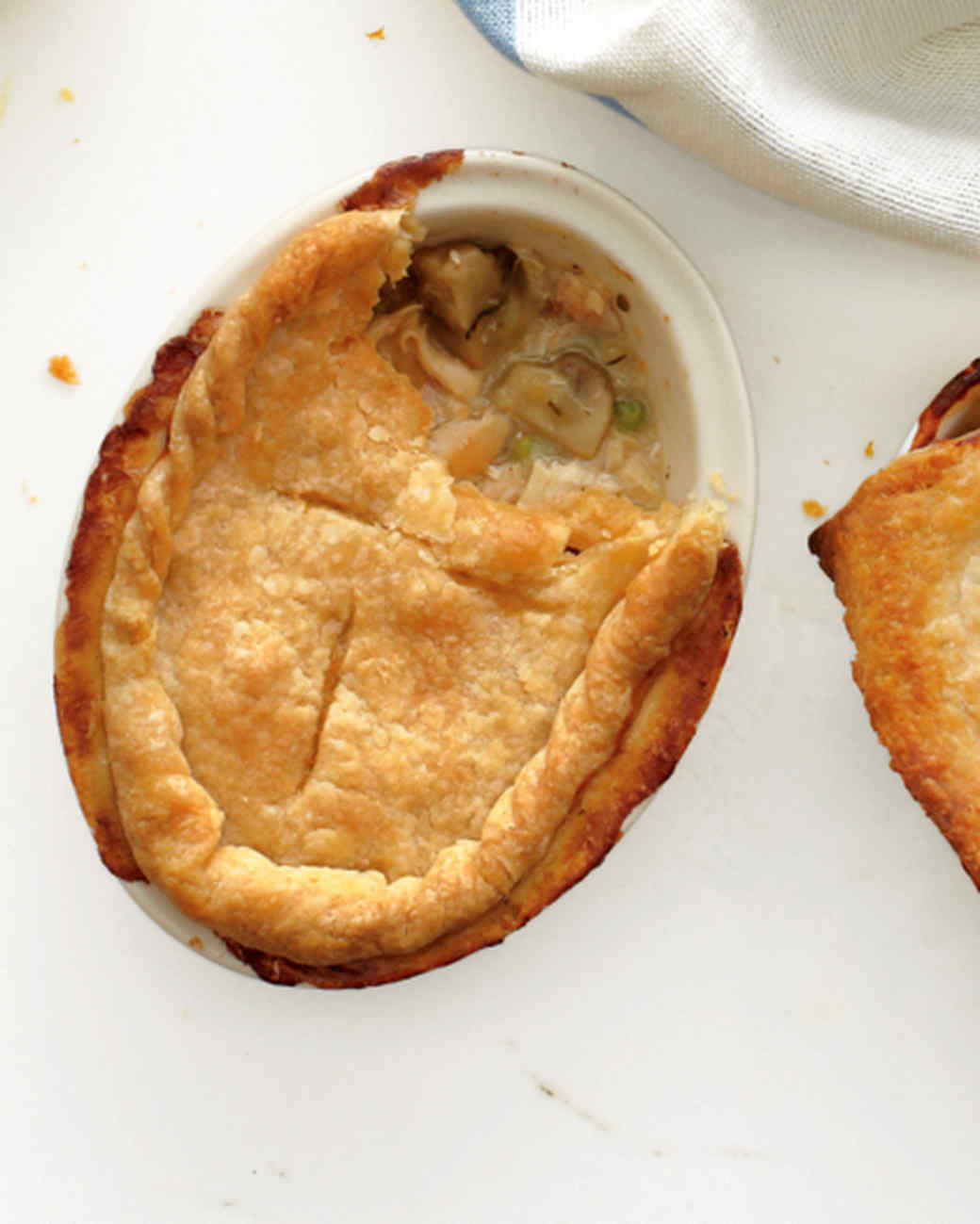 Martha Stewart Chicken Pot Pie