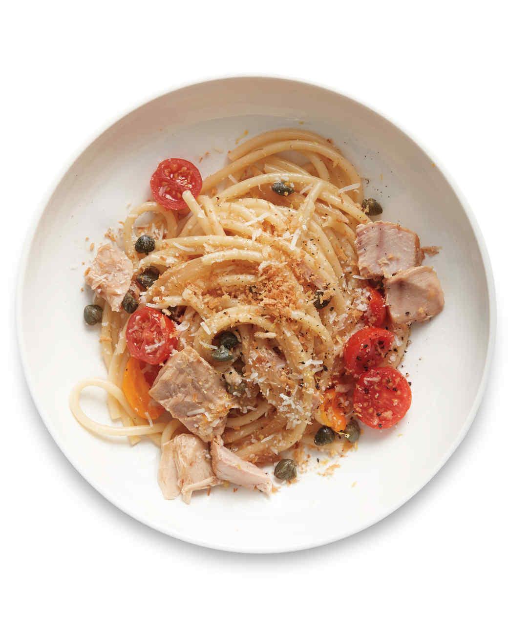 how to prepare delicious spaghetti