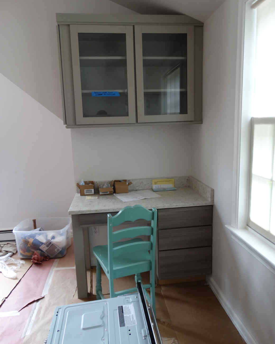 Before and After: Martha's Amazing Maple Avenue Kitchen ...