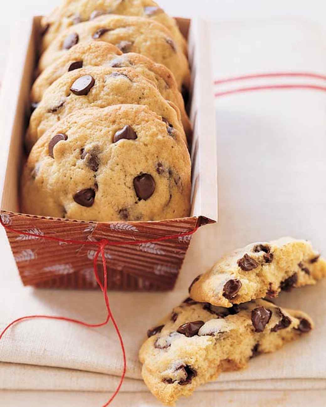 Cakey Chocolate Chip Cookies Recipe