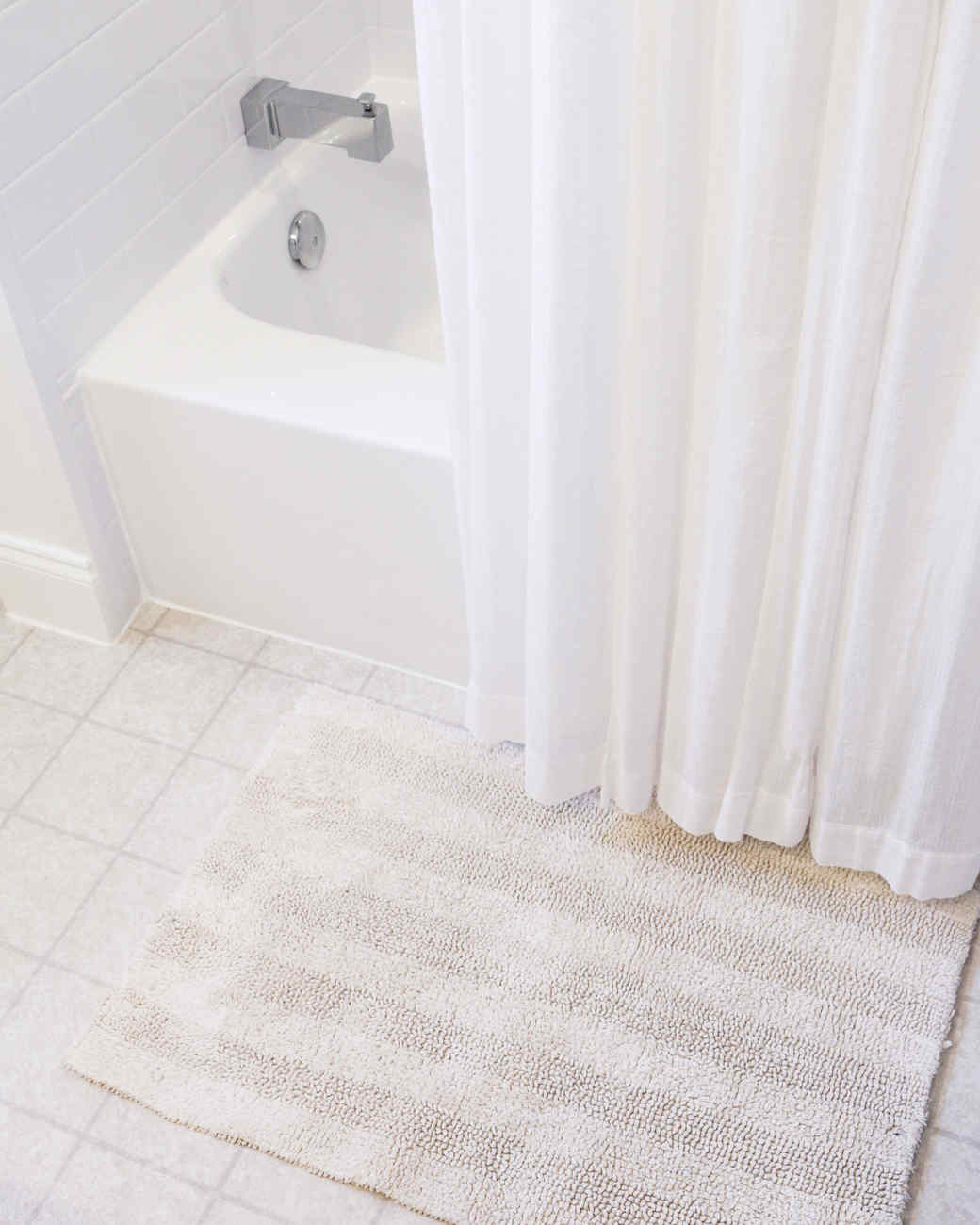 the dirtiest parts of the bathroom…cleaned  martha stewart, Bathroom decor
