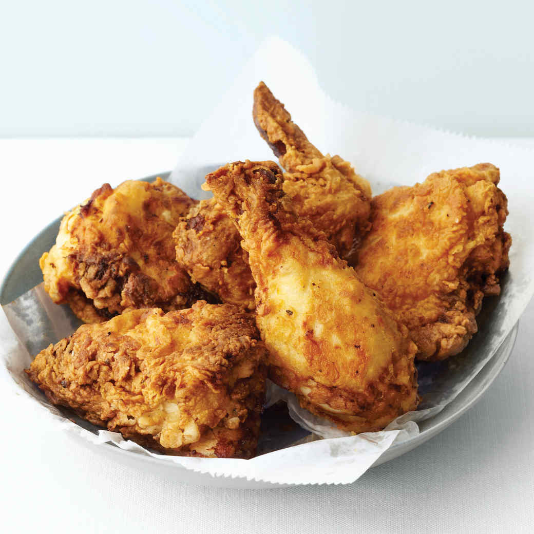 Granny Foster's Sunday Fried Chicken