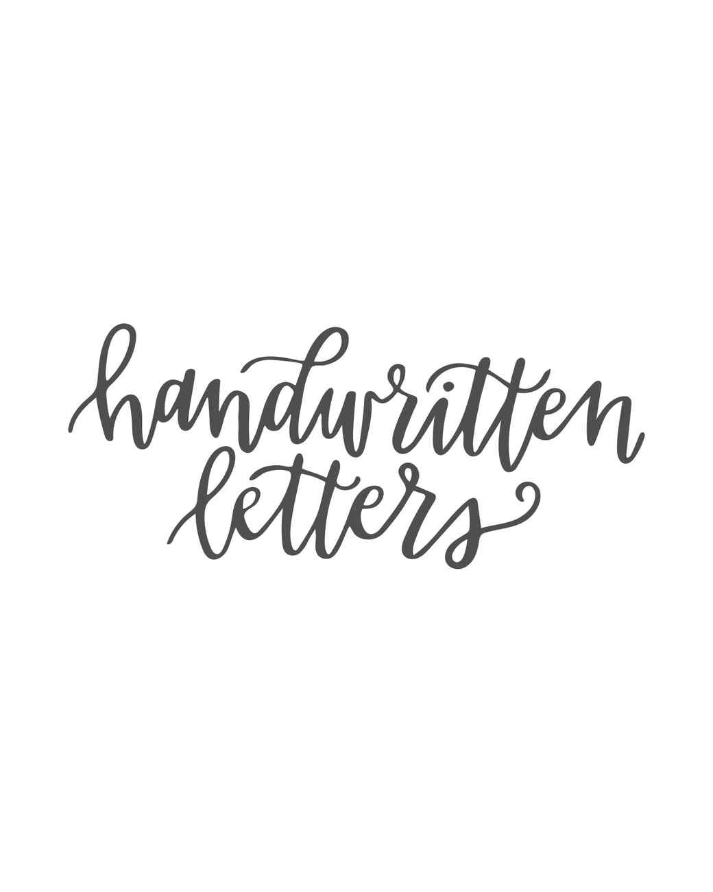 """handwritten letters"" in calligraphy"