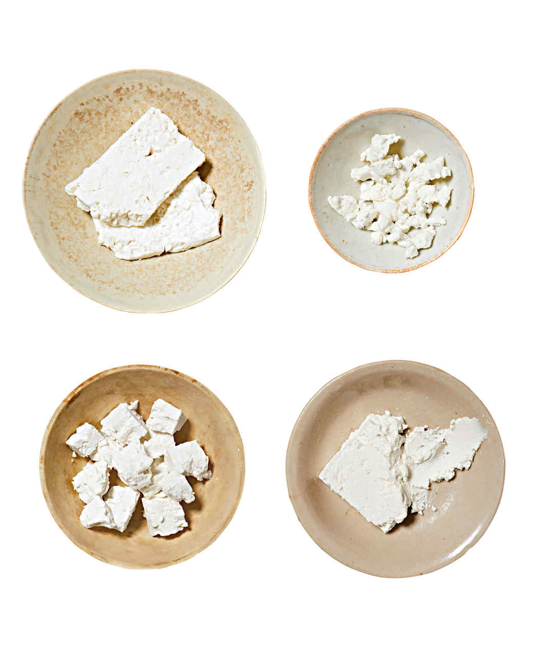 feta cheeses