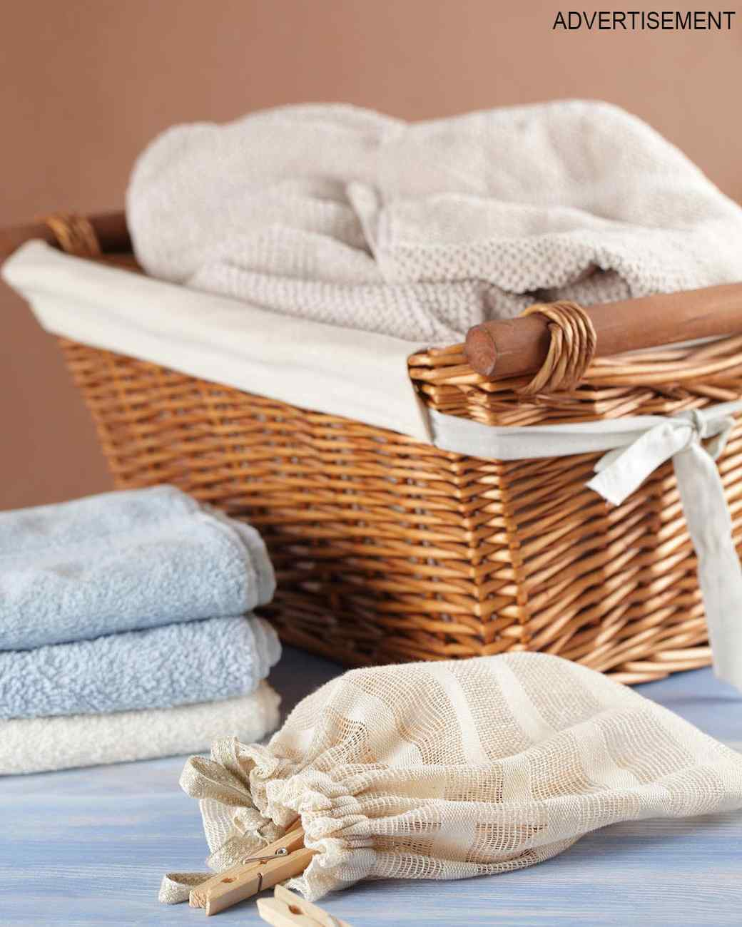 A Natural Laundry Boost