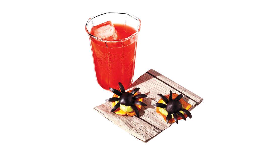 Black-Widow Spider Bites