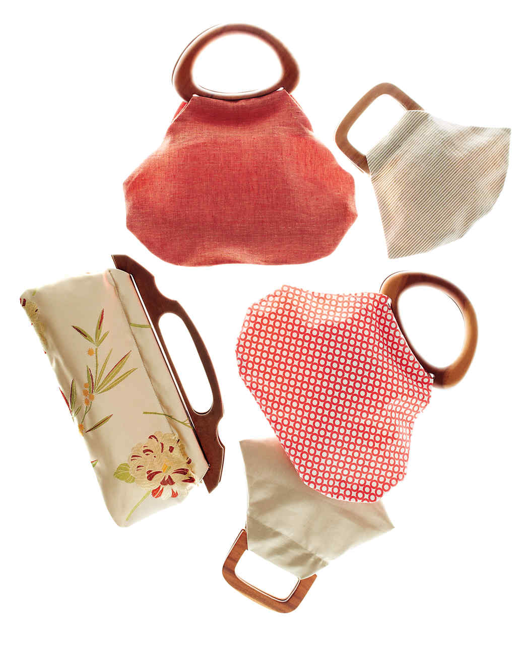 Tote Bag And Purse Sewing Projects Martha Stewart
