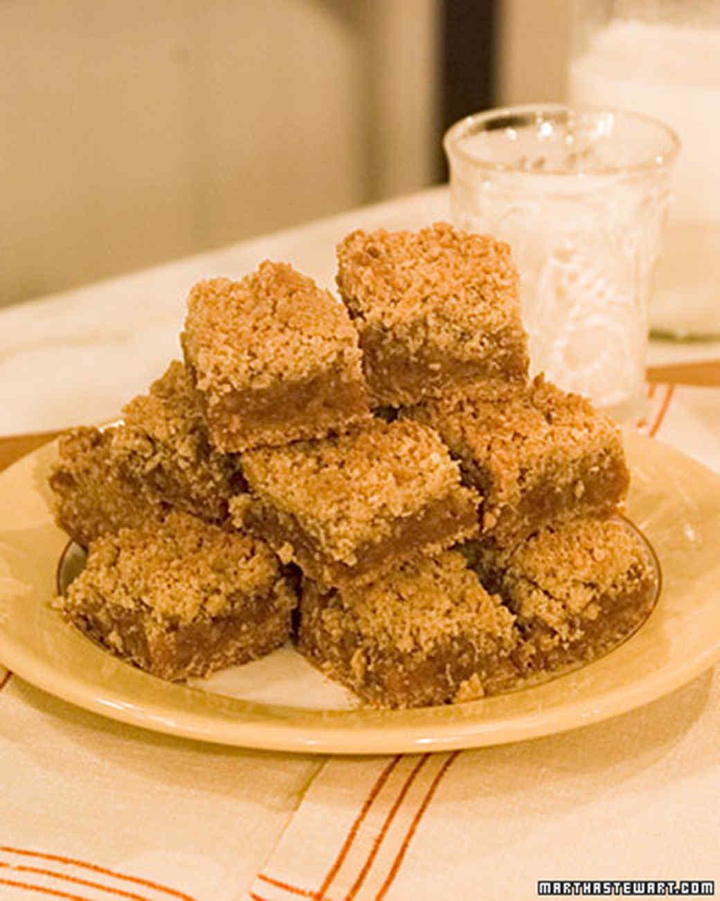 Old Fashioned Date Square Recipe