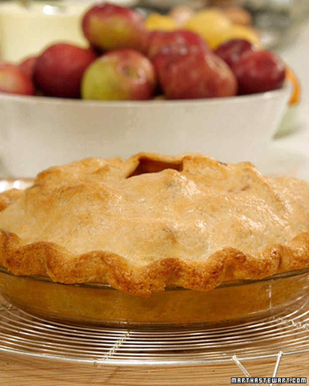 dutch apple pie martha stewart