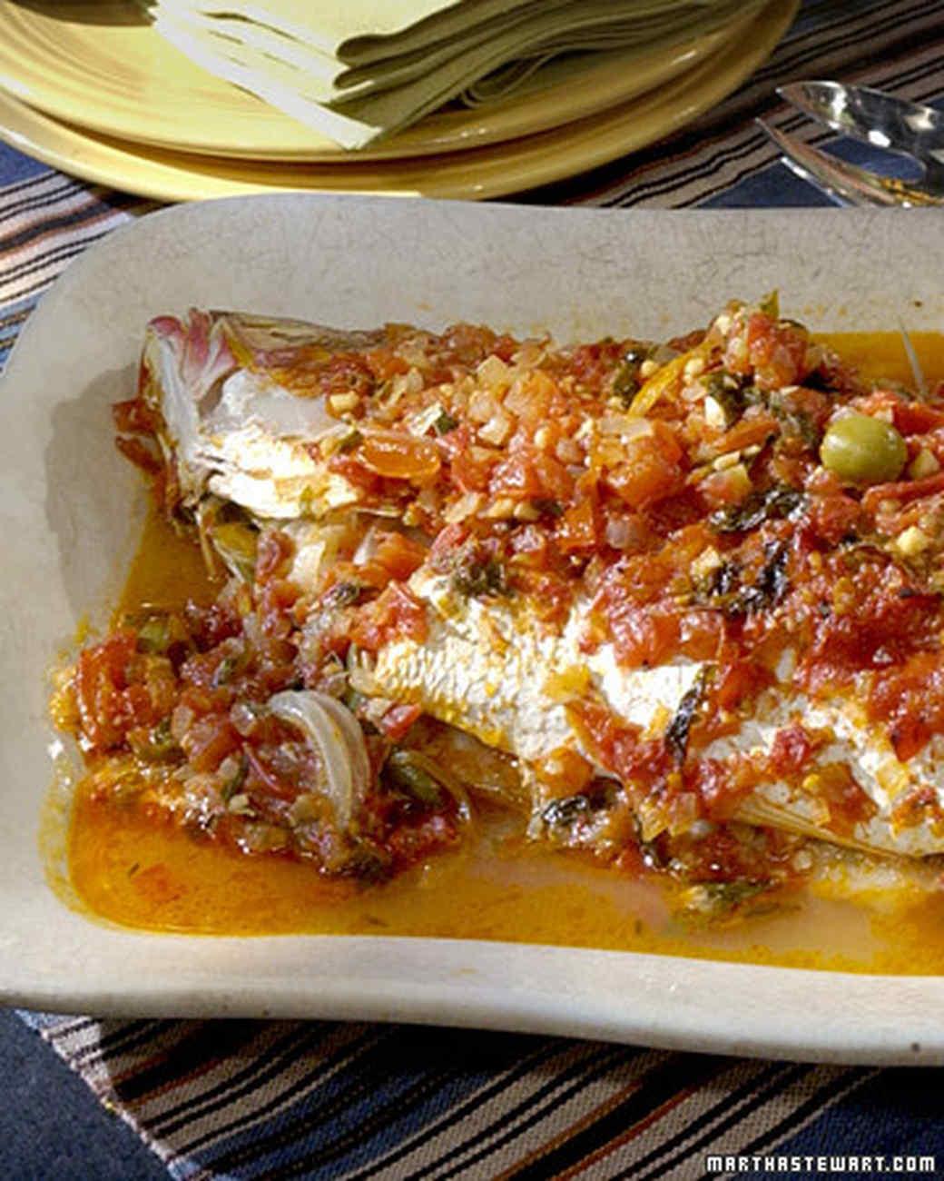 Veracruz style sauce for Fish veracruz recipe