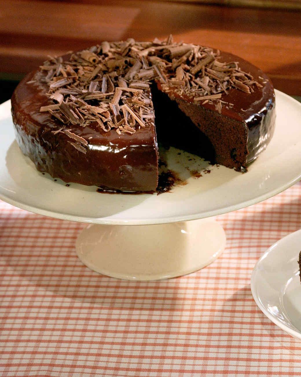 Cake Recipes From Martha Stewart