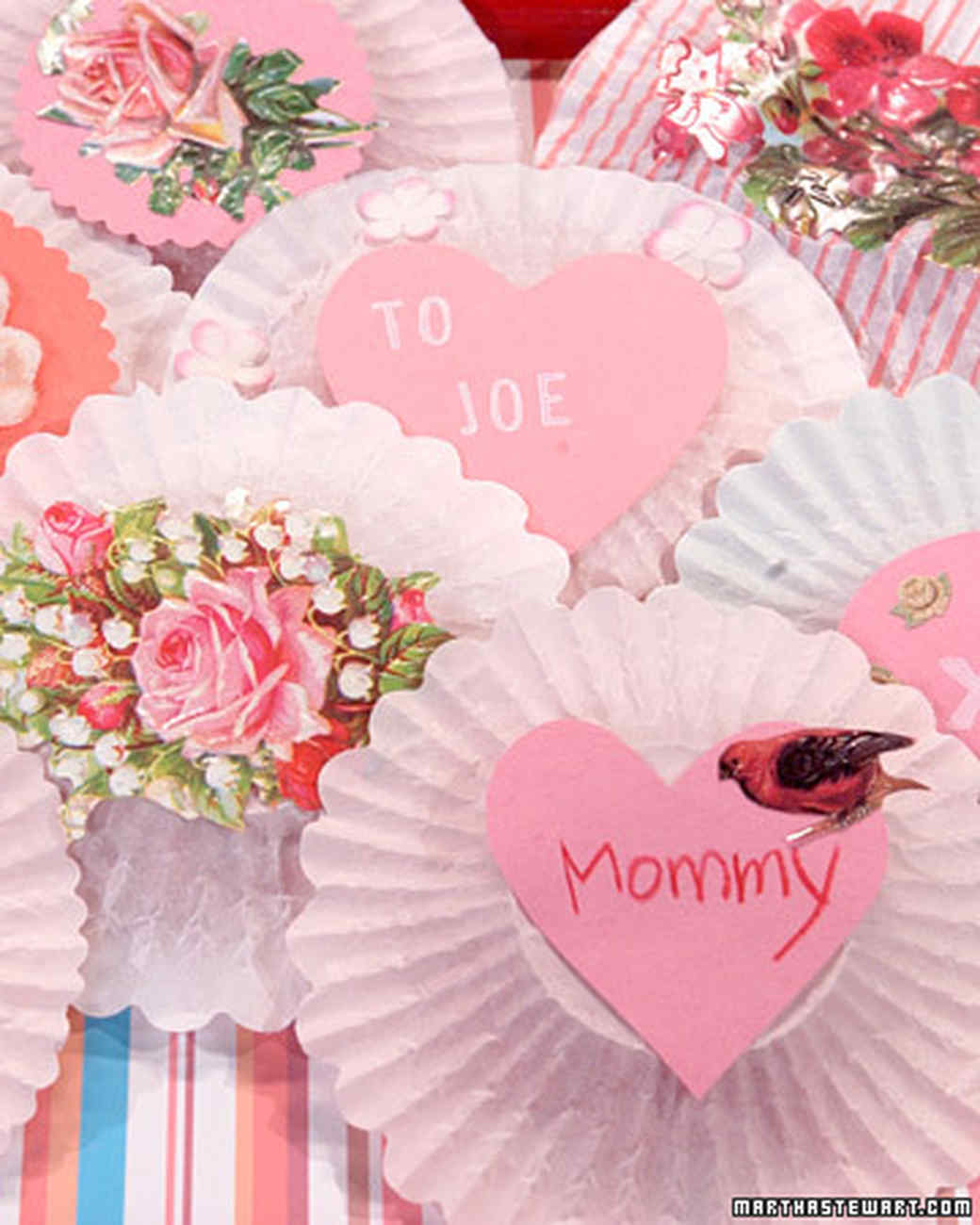 Handmade Valentines Day Cards Video – Martha Stewart Valentines Day Cards