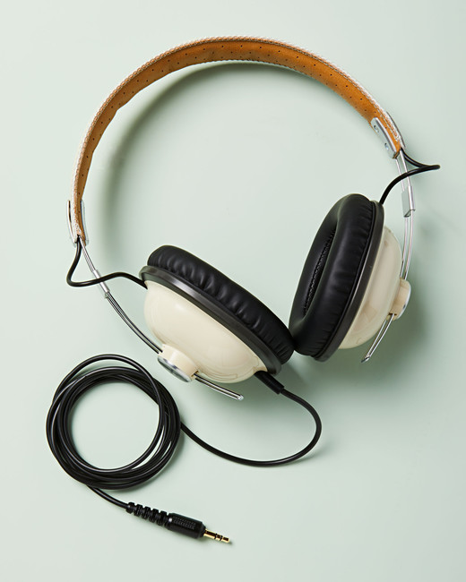 Panasonic Retro Over Ear Monitor headphones