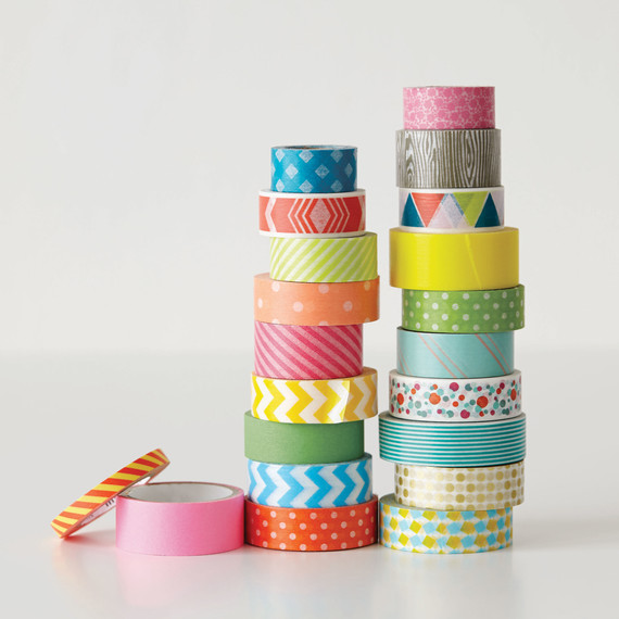 """Washi Tape Ideas: 5 Washi Tape Ideas With Serious """"Wow"""" Factor"""