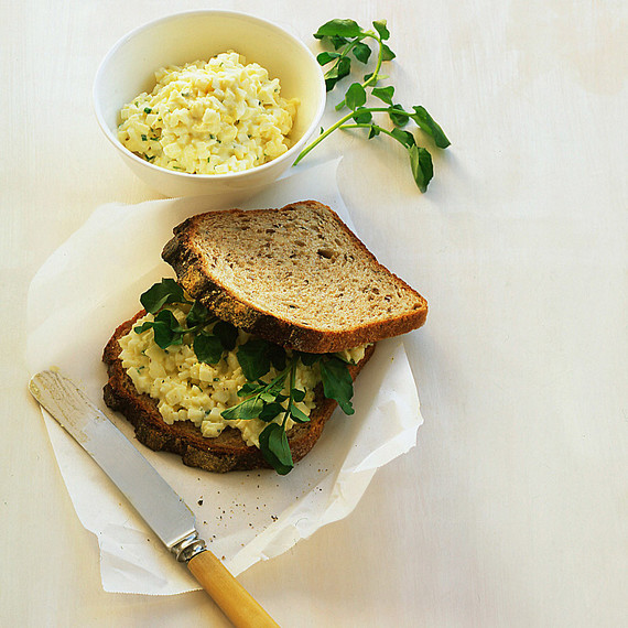 Egg Salad Without Mayo? Yes You Can! | Martha Stewart