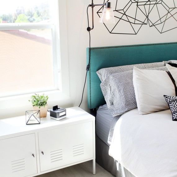 Small Bedroom Bed