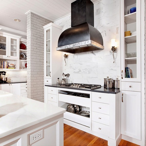 Bright Kitchen 4 kitchen makeover ideas that turn dark and dreary into bright and