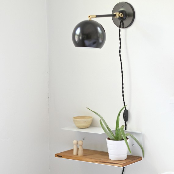 One Room Challenge Side Table