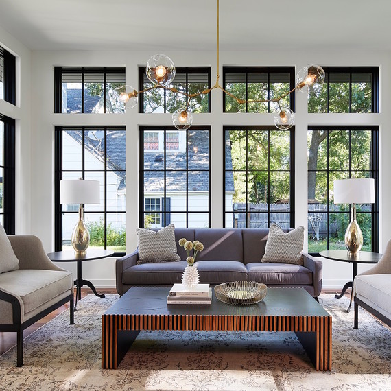 10 Rules To Keep In Mind When Decorating A Living Room