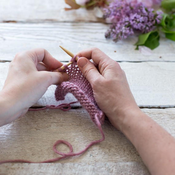 Knitting Extra Stitch Fix : 4 Common Knitting Mistakes and How to Fix Them Martha Stewart