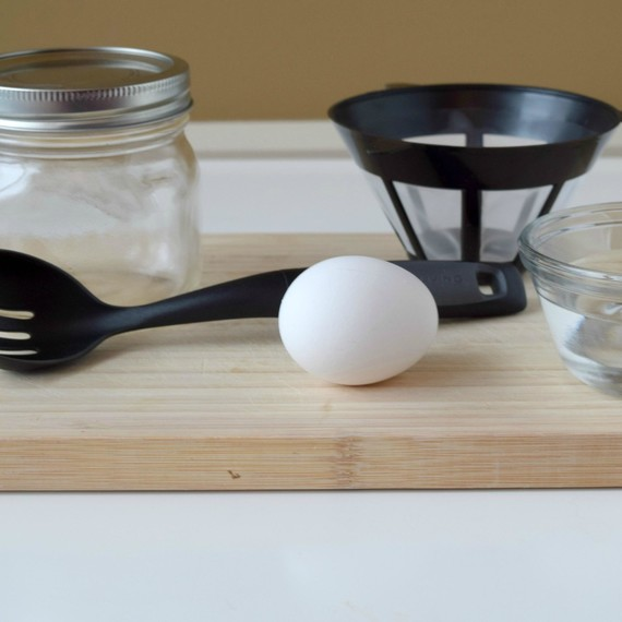 Natural Egg Dye Materials