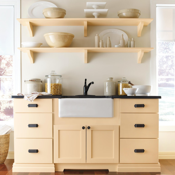 Exceptional Thd Maidstone Open 0415 Maidstone Cabinets From The Martha Stewart ...