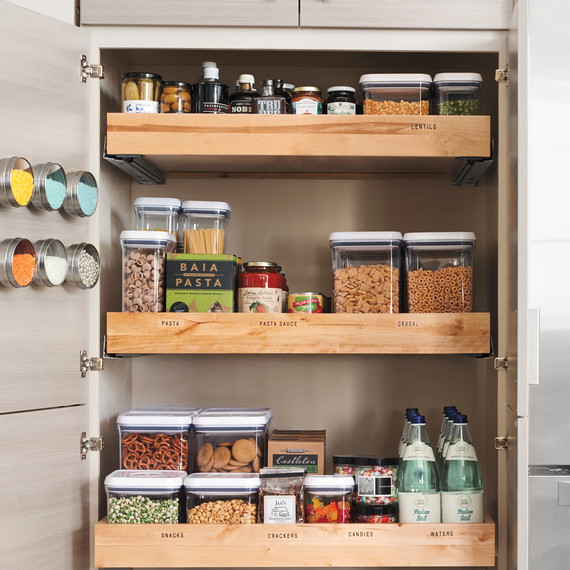 Your Grocery List For A Perfect Pantry Martha Stewart